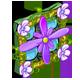 Cheerful Spring Flower Window