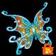 Fancy Water Faerie Wings
