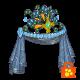 Royal Alien Headdress