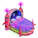 Alien Princess Bed