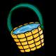 Corn Cob Pail