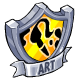 Art School Badge
