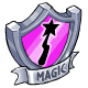 Magic School Badge