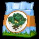 Pencilemon Tree Seed Bag
