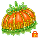 Royal Pumpkin Hat