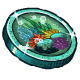 Underwater Wish Coin