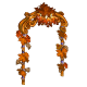 Wildflower Arch