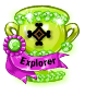 Diamond Explorer Trophy