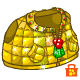 Golden Holiday Vest