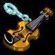 Violin Charm