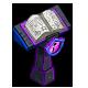Spell Book Pedestal