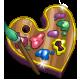 Art School Heart