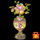 Royal Egg Vase