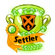 Diamond Settler Trophy