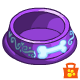 Purple Petpetpet Bowl