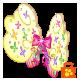 Birthday Ribbon Wings