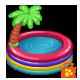 Island Swimming Pool