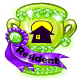 Diamond Resident Trophy