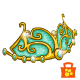 Sea Glass Crown
