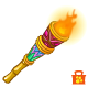Elegant Island Torch