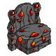 Fire Quartz Throne