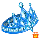Ice Crystal Crown