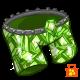 Emerald Armour Pants