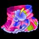 Flowery Hula Dress