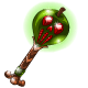 Poisoned Apple Wand