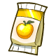 Golden Apple Seed Bag
