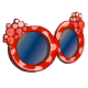 Polka Dot Glasses