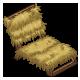 Straw Beach Chair