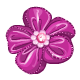 Summery Flower Hair Clip