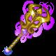 Dark Magic Trident