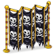 Pirate dressing screen