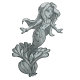 Water Faerie Statue